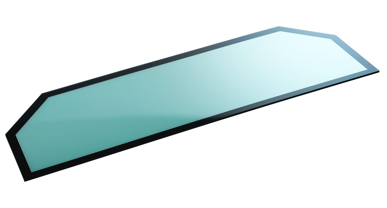 Vitre polycarbonate Flexigard A